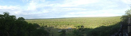 Ongava Lodge: View from Deck