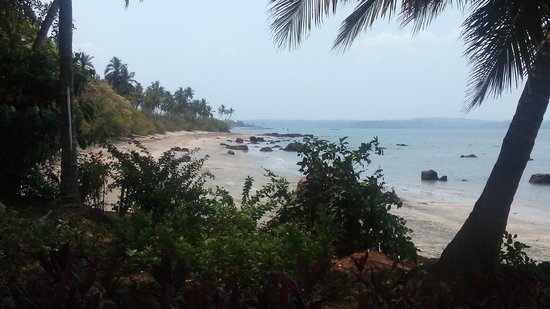 Bambolim Beach Resort: Another one towards the South