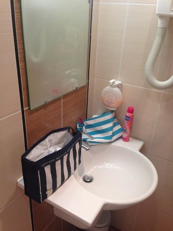 Home MODERNE : Lavabo