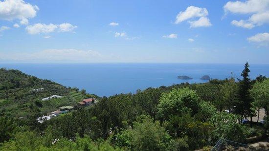 Tui Sensimar Grand Hotel Nastro Azzurro: View from room 464 Occhio marino