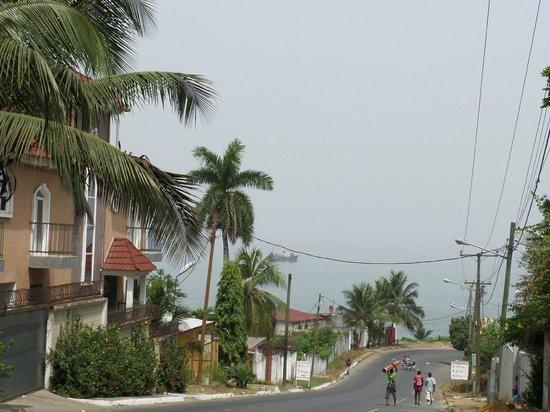 Ce Ce Beach: Monrovia