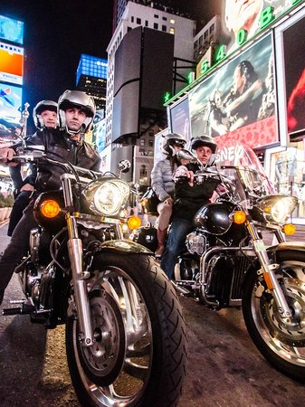 NYC Motorcycle Tours