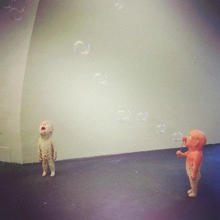 Musée Kiasma d'art contemporain (Nykytaiteen Museo) : современное искусство