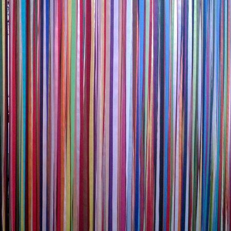 Museo de Arte Contemporáneo Kiasma: очень интересная композиция из лент (внутрь неё можно зайти :)))
