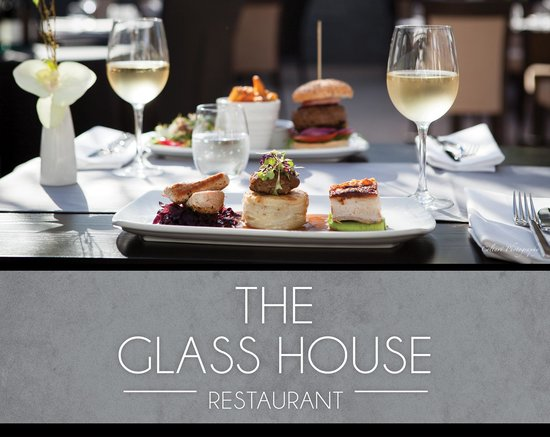 The Glass House Restaurant - Casual Dining