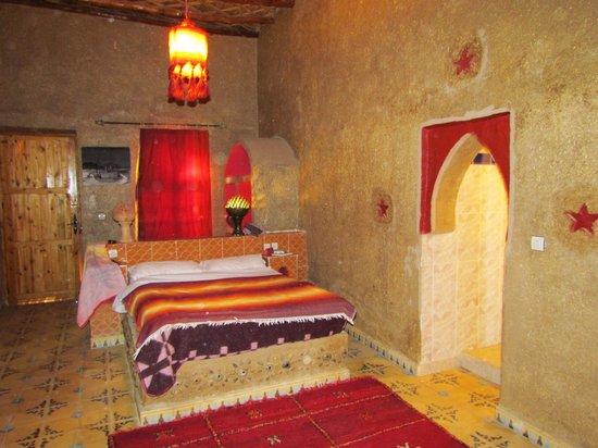 Kasbah Sable D'or: onze kamer