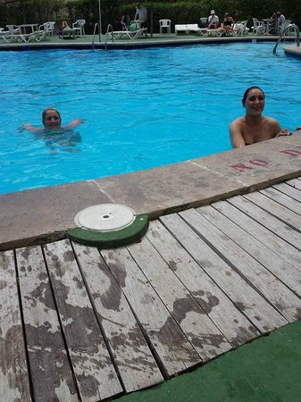 Hotel Don Bigote: Pool