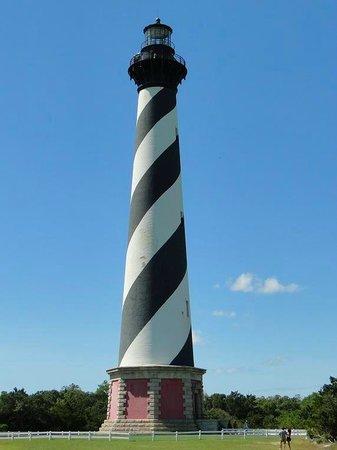 Cape Hatteras Lighthouse: lighthouse