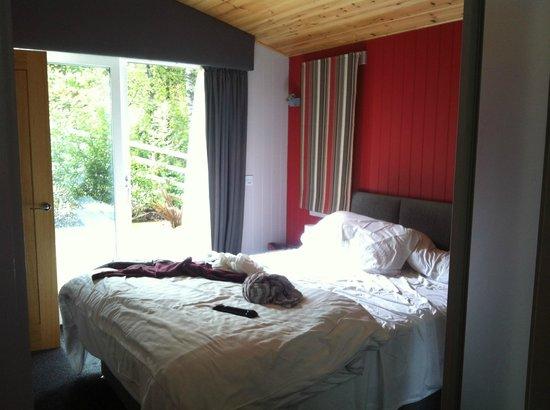 Erigmore : The bedroom