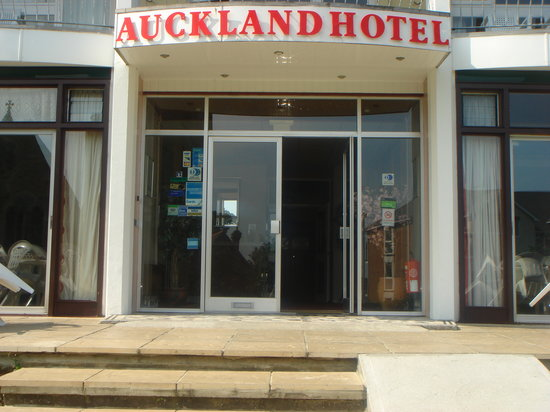 Auckland Hotel: Hotel