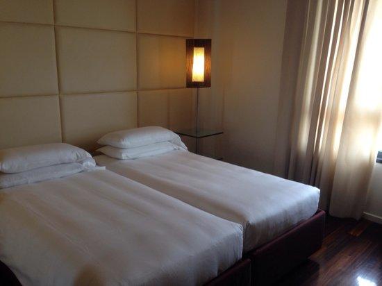 Hilton Florence Metropole: Chambre