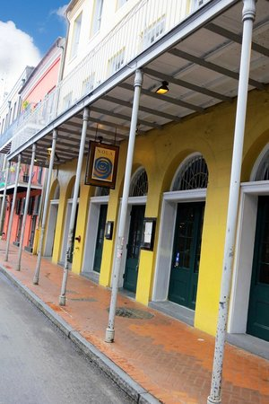 Nola Restaurant: Located on St. Louis Street (my home town)
