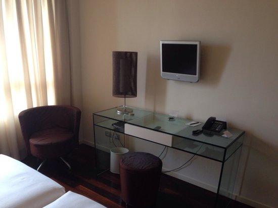 Hilton Florence Metropole: Bureau