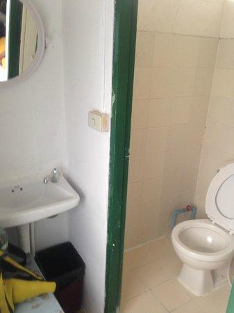 Welcome Sawasdee Inn: Bathroom