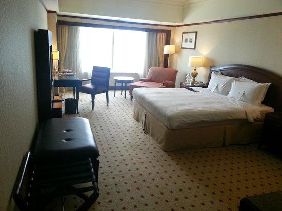 Le Meridien Kota Kinabalu: Seaview room