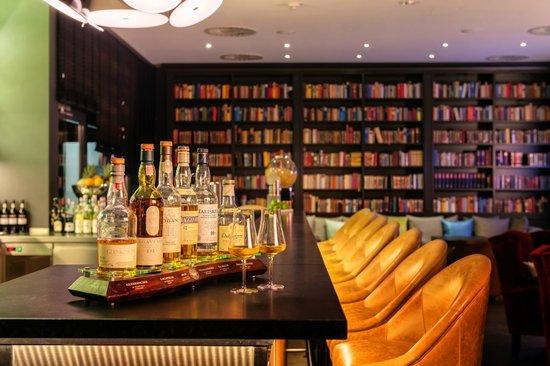 Park Plaza Trier: Lounge/Bar