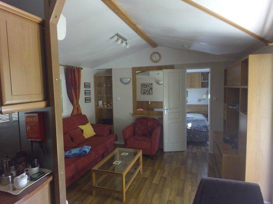 Siblu Villages - Domaine de Dugny : Caravan Lounge