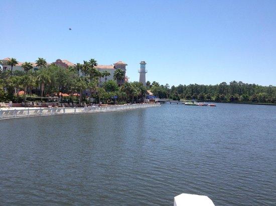 Grande Vista Golf Club : View of the Marriott Grande Vista property