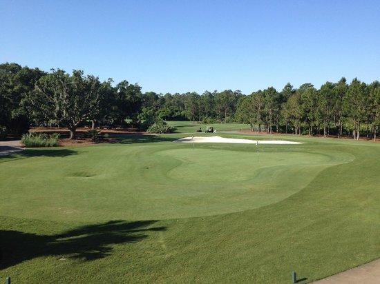 Grande Vista Golf Club fairway view