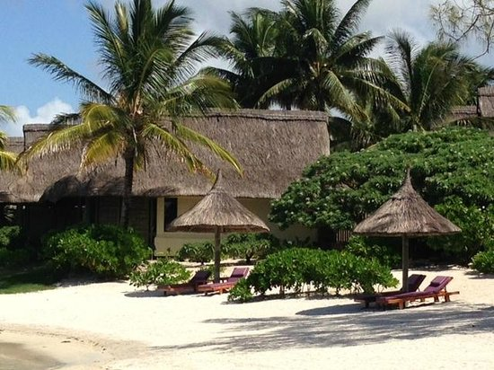 Constance Prince Maurice: ocean suite and small private beach