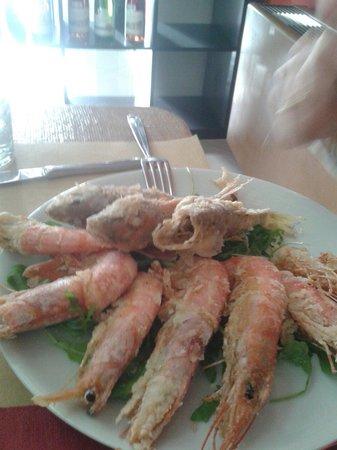 53 Cento Risto Wine Bar : Frittura di pesce