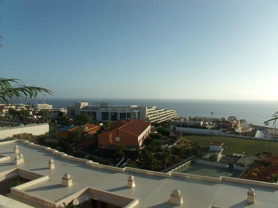 Be Live Family Costa los Gigantes: vistas desde el hotel
