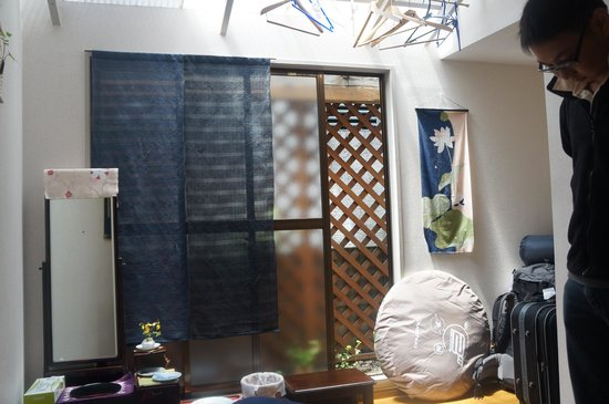 Tama Ryokan: Our room on the 1st floor