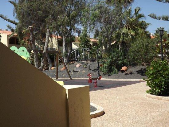 smartline Playa Park: apartment facing hotel grounds