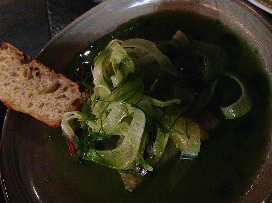 Bistro Vue: salad