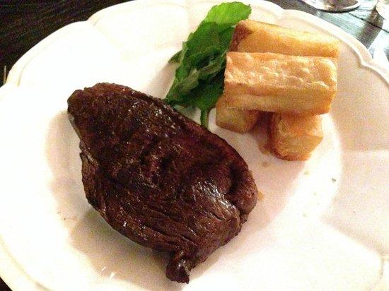 Bistro Vue: steak