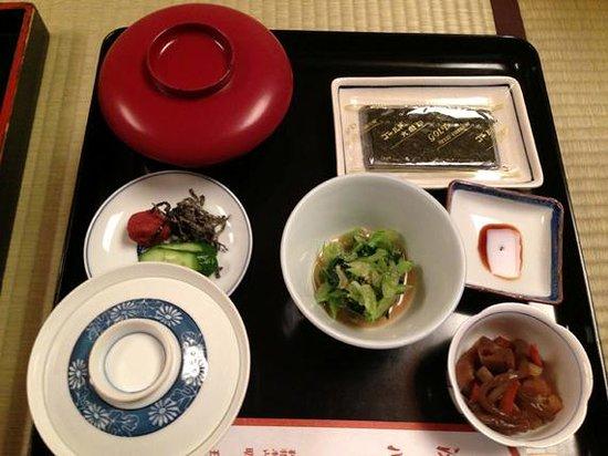 Myooin: 朝食