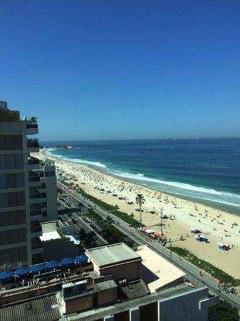 Sofitel Rio de Janeiro Ipanema: Vista do quarto