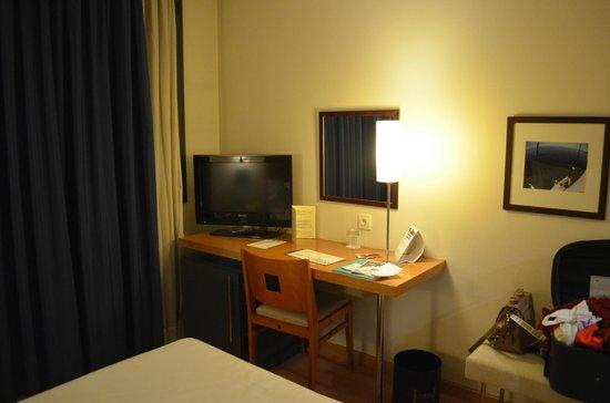 NH Hesperia Barcelona del Mar : Room
