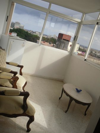 CasavanaCuba: Espace privatif