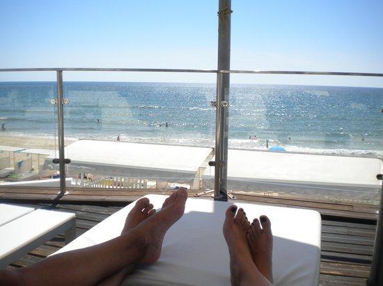 Carabela Beach & Golf Hotel: desde Restaurante Chill-out