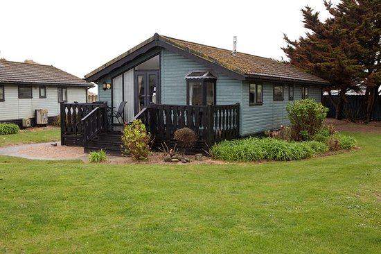 Croyde, UK: Rosemoor Lodge, Ruda Holiday Park