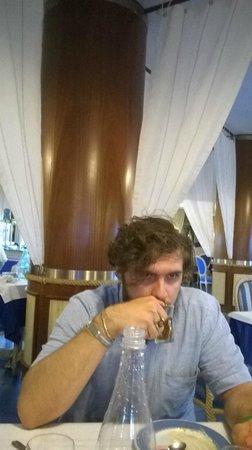 Regency Hotel and Spa : Ужин
