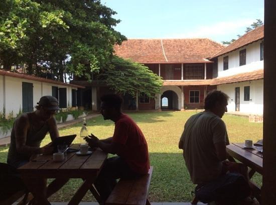 Pepper House Cafe : tht breez
