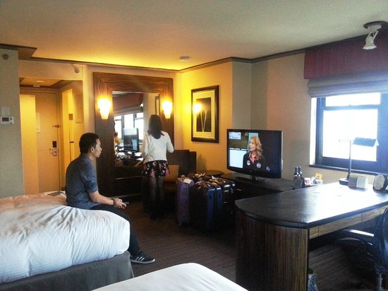 Dumont NYC–an Affinia hotel: cozy and spacious rooms