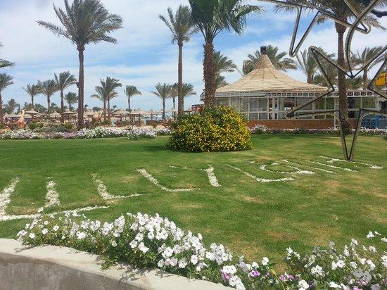 Mirage Bay Resort & Aquapark Lilly Land : il verde