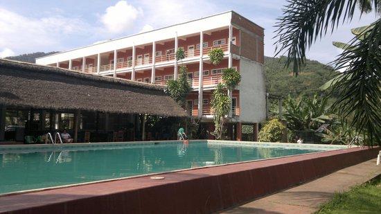 Caranavi, Bolivia: The swimming pool