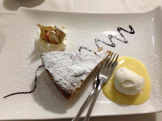 Le Delizie di Monet: Torta di mele... Fantastica buonissima !!!