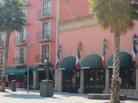 Hotel Plaza Garibaldi : Hotel Garibaldi
