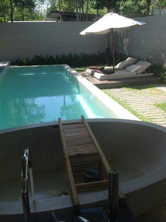SALA Phuket Resort & Spa : Relaxing yourself