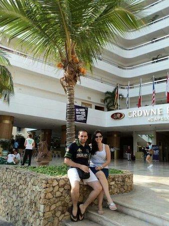 Gran Plaza Hotel Acapulco: De paseo