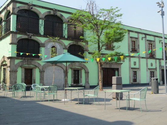 Hotel Plaza Garibaldi : Garibaldi Square