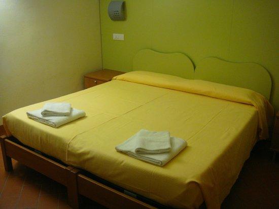 Chiostro delle Monache: cama