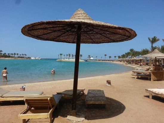 Mirage Bay Resort & Aquapark Lilly Land : spiaggia