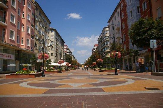 Vitosha Boulevard: Vitosha Blvd