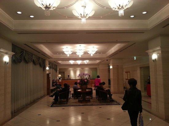 Aranvert Hotel Kyoto: Lobby